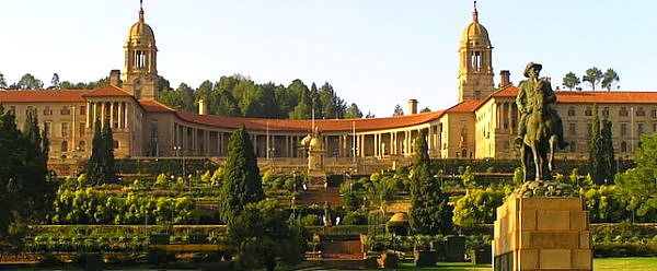 Union Buildings Pretoria Car Hire