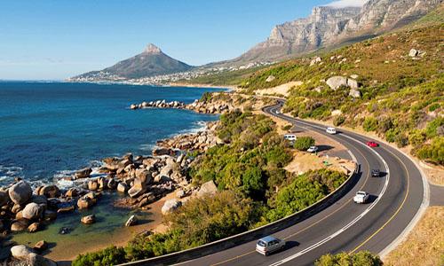 Car hire Cape Town Chapman's peak