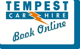 Tempest Car Hire on line booking form