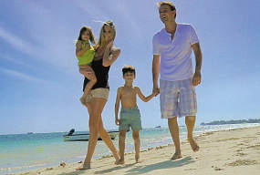Durban beaches are but a short distance from Durban Airport Car Hire