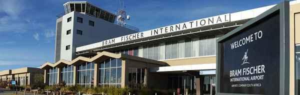 Bloemfontein Airport Car Hire