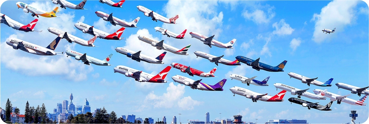 Low cost flights with International Airlines