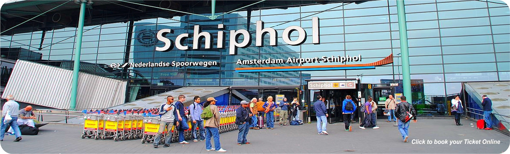 Amsterdam-airport.