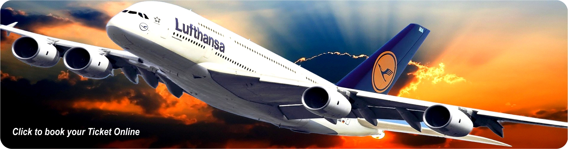 Lufthansa A380 Airlines.