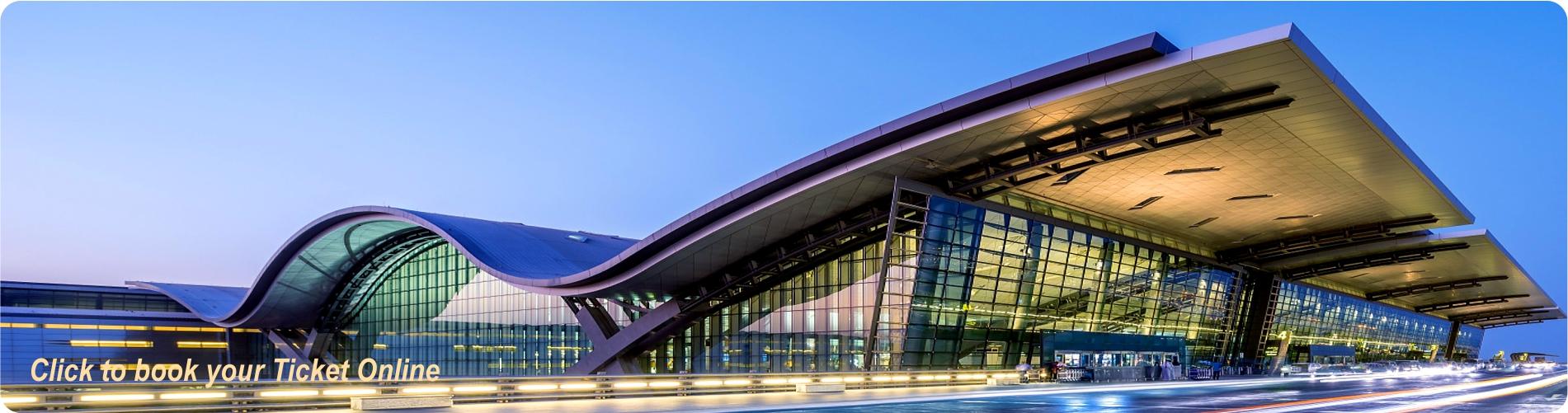 doha-airport International