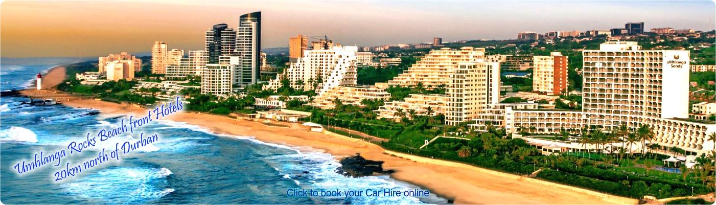 Umhlanga Beach Hotels